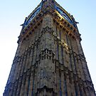 Big Ben at the Houses of Parliament, London by Martyn Baker | Martyn Baker Photography