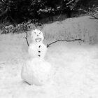 Snowman by Celia Strainge