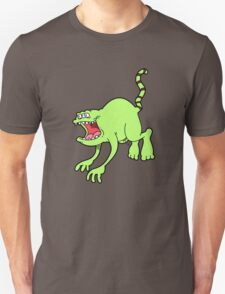 Leaping Critter. T-Shirt