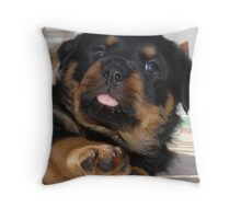 Oops Up Side Your Head ...I Said Oops Up Side Your Head Throw Pillow