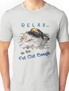 Fat Cat Boogie Unisex T-Shirt