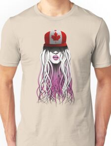 World Rebellion 2015 - CANADA Unisex T-Shirt