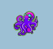 Octopunk Womens Fitted T-Shirt