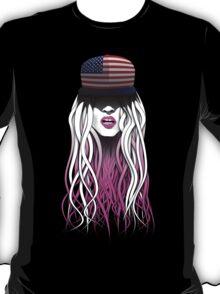 World Rebellion 2015 - USA T-Shirt