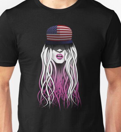 World Rebellion 2015 - USA Unisex T-Shirt
