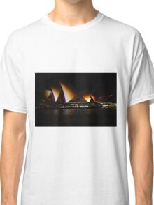Sydney Vivid Festival 2011 - Opera House Classic T-Shirt
