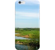 River Ribble, Ribchester iPhone Case/Skin