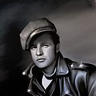 Marlon Brando by andy551