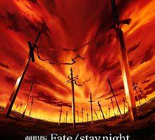 Fate/Stay Night UBW by Daru