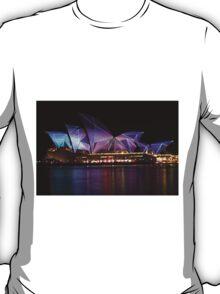 Sydney Vivid Festival 2011 - Opera House T-Shirt