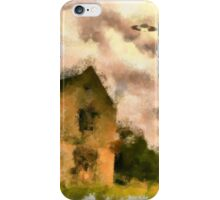 UFO - Over England by Raphael Terra iPhone Case/Skin