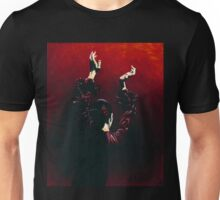 Flamenco Fire Unisex T-Shirt