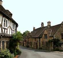 The Street, Castle Combe by hjaynefoster