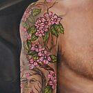 half a man by Thomas Acevedo