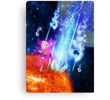 PK Star Storm Canvas Print