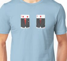 Suited Cards Unisex T-Shirt