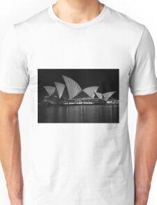 Sydney Vivid Festival 2011 - Opera House Unisex T-Shirt