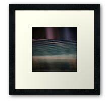 london seascape Framed Print