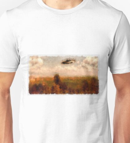 UFO - In The Countryside by Raphael Terra Unisex T-Shirt