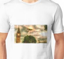 UFO - Over London by Raphael Terra Unisex T-Shirt
