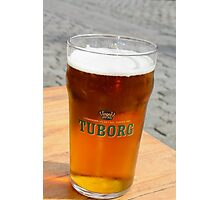 Denmark Beer Photographic Print