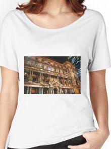 Sydney Vivid Festival 2011 - Customs House Women's Relaxed Fit T-Shirt