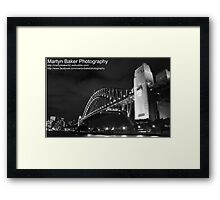 Martyn Baker Photography - PC Wallpaper Framed Print