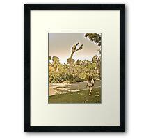 Untitled, California Framed Print