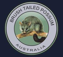 Australian brush tailed possum Baby Tee