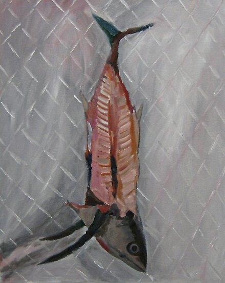 Monochrome Trophy by Tara Burkhardt
