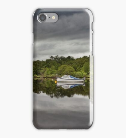 Boats of Loch Ness iPhone Case/Skin