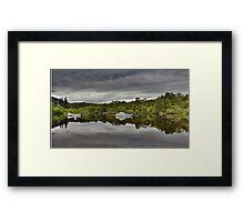Boats of Loch Ness Framed Print