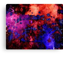 Ink Explosion Canvas Print