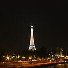 Paris by night by Martyn Baker | Martyn Baker Photography