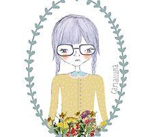 Blanca design by Carlalluna.es by Carlalluna