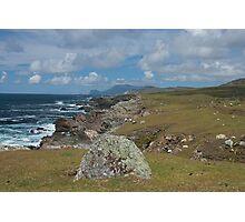 Achill Island coastline  Photographic Print