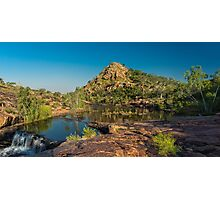 Bell Gorge, The Kimberly, Western Australia Photographic Print