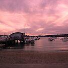 End of a long day on Watson's Bay by Martyn Baker | Martyn Baker Photography