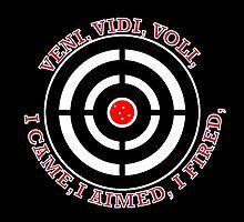 Target VVV Shield by henrytheartist