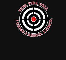 Target VVV Shield Unisex T-Shirt
