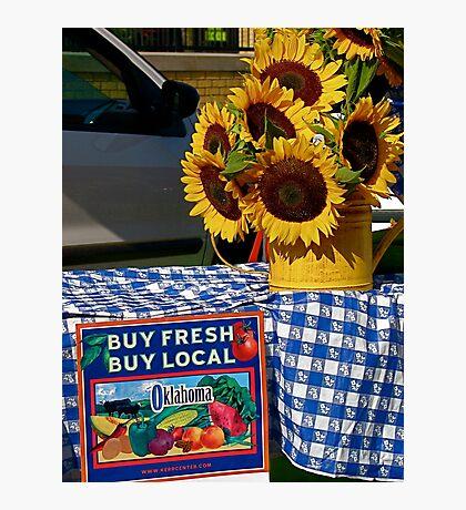 Buy Local Photographic Print