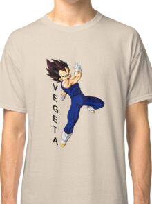 vegeta anime manga shirt Classic T-Shirt