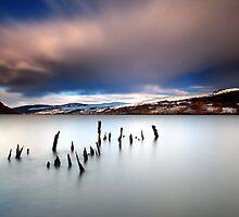 Loch Tay by Angus Clyne