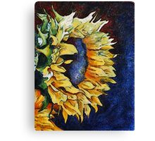 Summer Faces Canvas Print