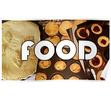 FOOD! Poster