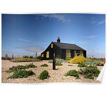 Prospect Cottage  Dungeness Poster