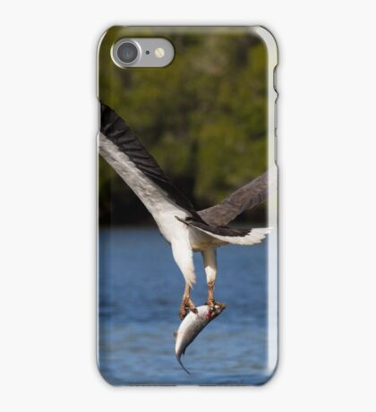 Off With The Fish iPhone Case/Skin