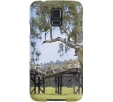 Abandoned Bridges - Gundagai, NSW, Australia Samsung Galaxy Case/Skin