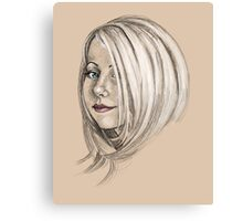 portrait Canvas Print
