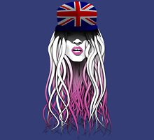 World Rebellion 2015 - UNITED KINGDOM Womens Fitted T-Shirt